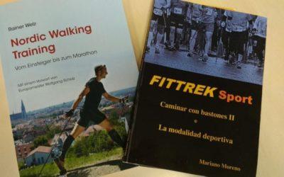 Novedades en libros de Nordic Walking