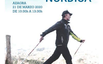 TECNIFICACIÓN MARCHA NORDICA – Azagra 21/03/2020 – FNM
